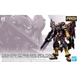 RG Gundam Astray Gold Frame Amatsu (Special Coating)