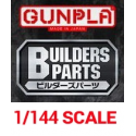 1/144 Scale - Builders Parts HD